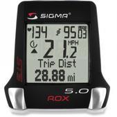 SIGMA SPORT ROX 5.0 Bike Computer - Wireless