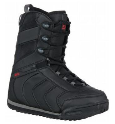 Sims Cyon Snowboard Boots Black/Red