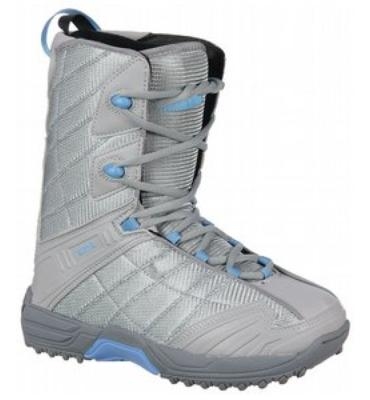 Sims Future Snowboard Boots Grey/Sky