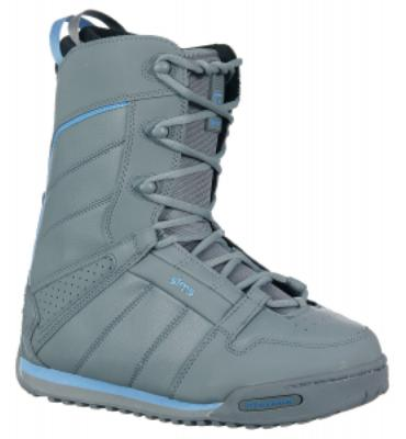 Sims Sage Snowboard Boots Grey/Sky