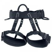 Singing Rock Strike Tactical Harness (COBRA) X-Large - Black W0021BB-XL
