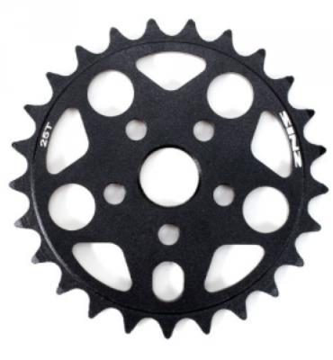 Sinz CNC Pro Chainwheel Black 25T