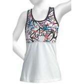 Skirt Sports Wonder Girl Tank Top (For Women)
