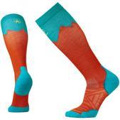 SmartWool Men's PhD Outdoor Mountaineer Socks Bright Orange L