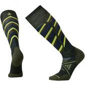 SmartWool Men's PhD Ski Medium Pattern Socks Forest M