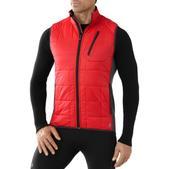SmartWool PhD SmartLoft Divide Ski Vest - Men's Size XL Color BrightRed