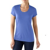 Smartwool Short Sleeve U Neck - Womens