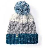 SmartWool Women's Isto Retro Beanie Glacial Blue One Size