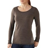 Smartwool Womens Lightweight Front Range Pullover