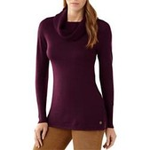 Smartwool Womens Minturn Drape Neck Sweater - Sale