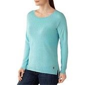 Smartwool Womens Pinyon Pointelle Pullover