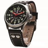 Smith & Wesson Mumbai Lamplighter Swiss Tritium Watch SWW-GRH-1