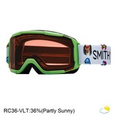 Smith Daredevil Girls Goggles 2017