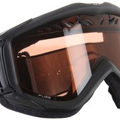Smith Fuse Snowboard Goggles Matte Black - Men's