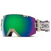 Smith I/O X - Green Sol X Mirror - New