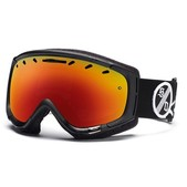 Smith Phenom Goggles With Red Sol X Mirror Lens