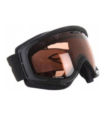 Smith Phenom Snowboard Goggles Matte Black