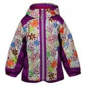 Snow Dragons Kissable Ski Jacket (Toddler Girls')