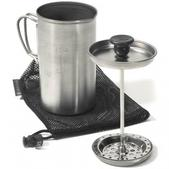 Snow Peak Titanium French Press - 3 Cup