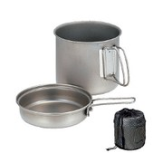 Snow Peak Trek 900 Cookset - Aluminum