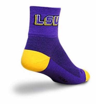 Sock Guy Louisiana State Cycling Socks