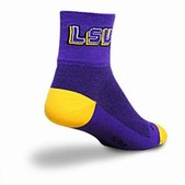 Sock Guy Louisiana State Cycling Socks