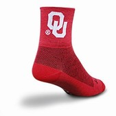 Sock Guy Oklahoma Cycling Socks