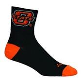 Sock Guy Oklahoma St Cycling Socks