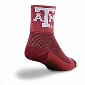 Sock Guy Texas A&M Cycling Socks
