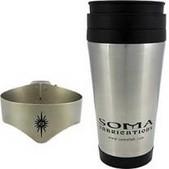 Soma Morning Rush Coffee Mug and Bike Holder