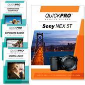 Sony NEX 5T 4PK DVDs Core Training Plus Fundamentals Bundle