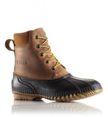 Sorel Cheyanne Lace Full Grain Leather Boot - Men's