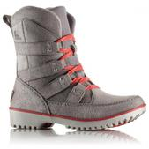 Sorel Women`s Meadow Lace Boot (LIGHT GREY, 7.5)