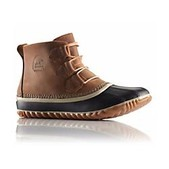 Sorel Womens Out N About Leather Boot - New