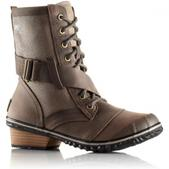 Sorel Women`s Slimboot Lace Boot (MAJOR, 6.5)