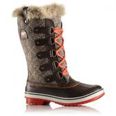 Sorel Women`s Tofino Herringbone Boot (CORDOVAN, 6)