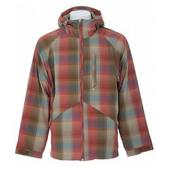 Special Blend Control Snowboard Jacket Brent Plaid