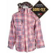 Special Blend Cross Snowboard Jacket Pop Plaid