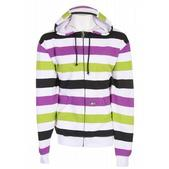 Special Blend Prime Time Zip Hoodie Royal Stripe