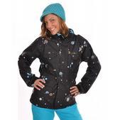Special Blend Proper Snowboard Jacket Blackout Popakami