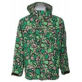 Special Blend Signature Snowboard Jacket Green Fader Flage