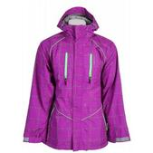 Special Blend Signature Snowboard Jacket Purple Crossfire