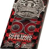 Speed Demons Abec 5 Red Skateboard Bearings