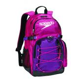 Speedo Record Breaker Backpack Volume 25L Color Fuschia/PurpleAmarath