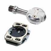 Speedplay Zero Titanium Pedals And Cleat Set