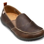 Spenco Siesta Leather Slip-On Shoe - Mens