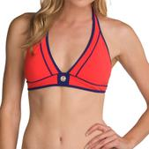 Sperry Top-Sider Sea Captain Banded Halter Bikini Top - Women's