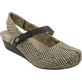Springfield Mary Jane Wedge Womens