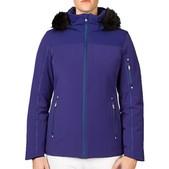 Spyder Diamonte Faux Fur Jacket - Women's