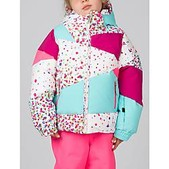 Spyder Girls Bitsy Duffy Puff Jacket - New